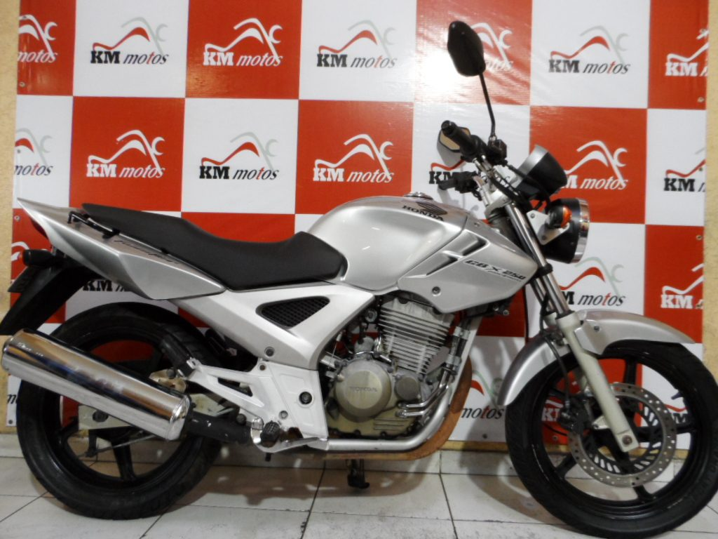 2006 Honda Cbx 250 Twister Specs Images And Pricing
