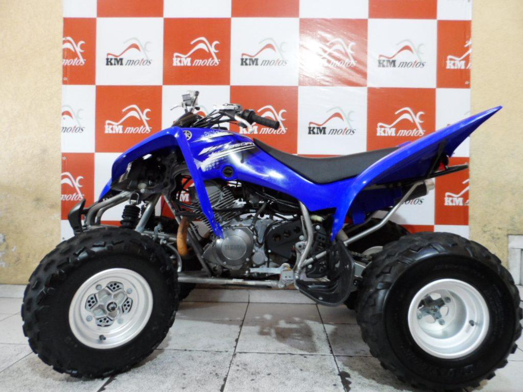 Yamaha Quadriciclo YFM 350 R 2012 Azul