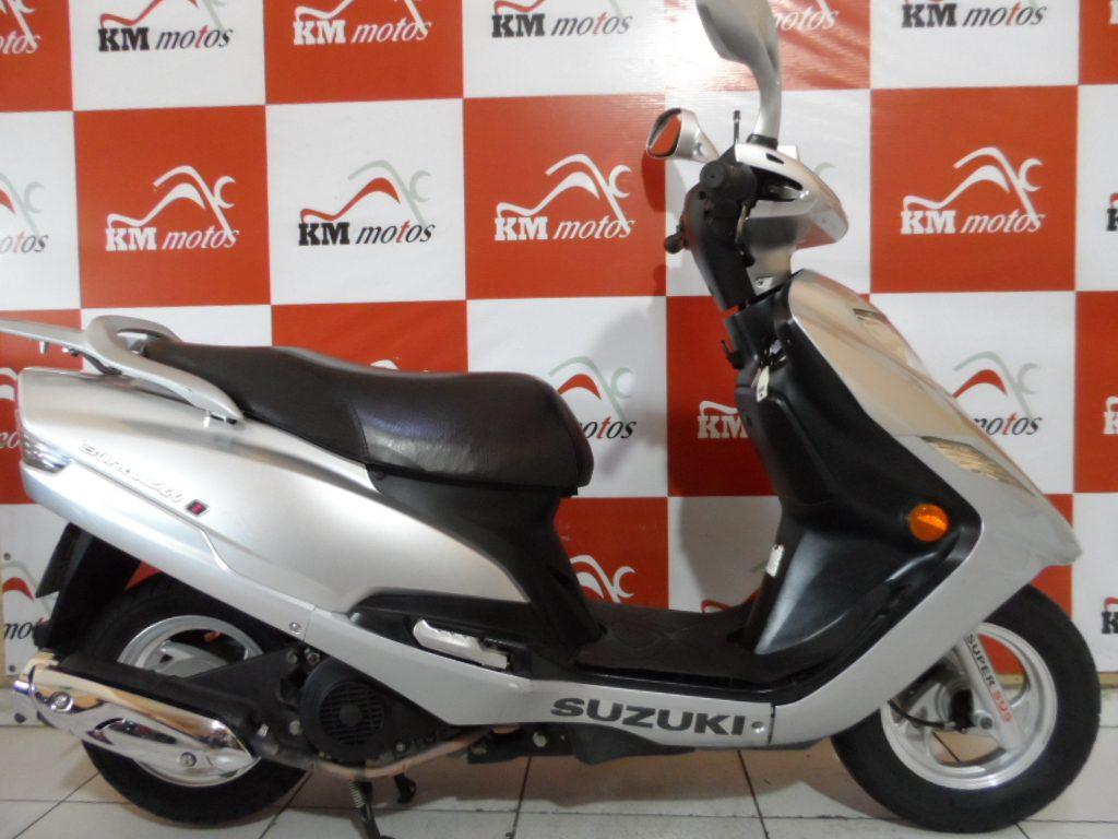Suzuki Burgman 125 I Prata 2013