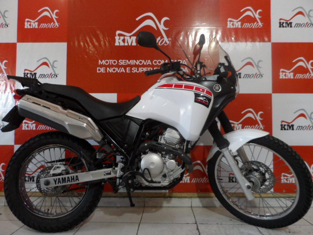 XTZ 250 Ténéré 2013 Branca