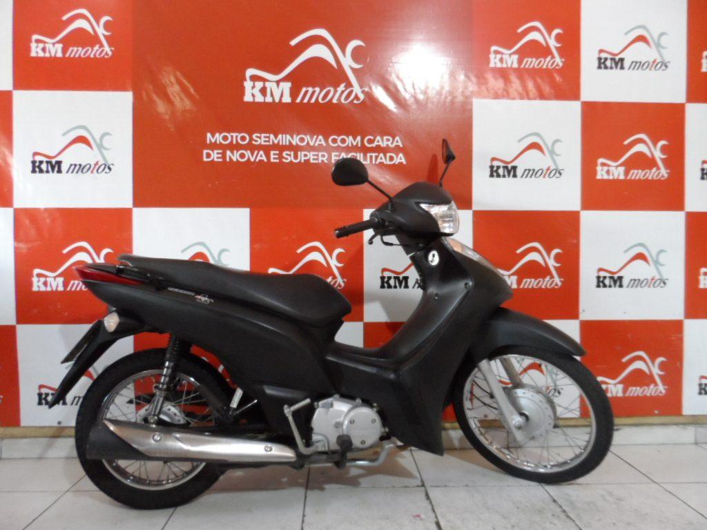 Honda Biz 125 Preta 2015