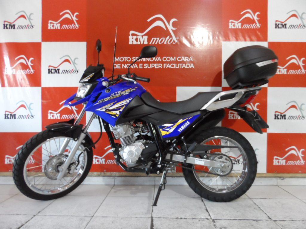 Yamaha Xtz 150 Crosser Ed 2017 Azul