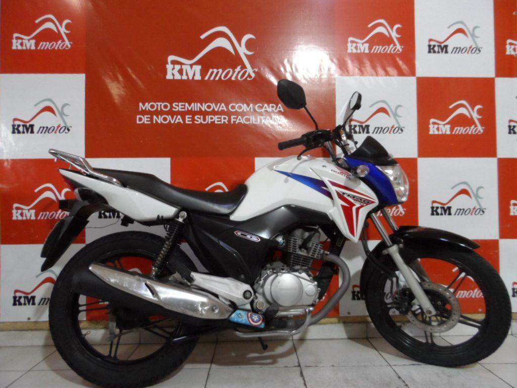 HondaCg Titan 150 Ex2015