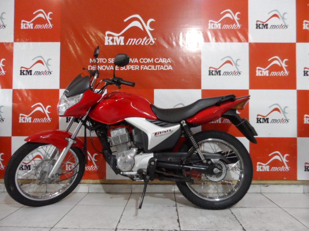 Honda Titan 150 ES 2010 Vermelha 2010