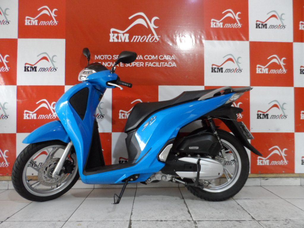 Honda SH 150 Azul 2017