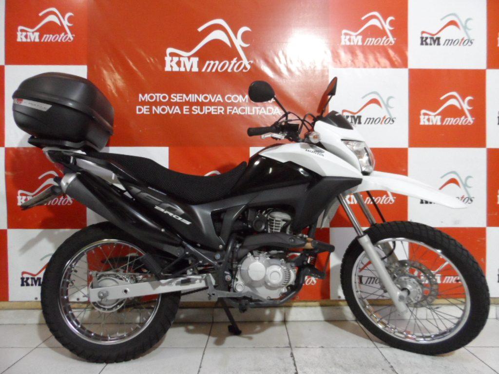 HondaNXR 160 BROS ESDD2015