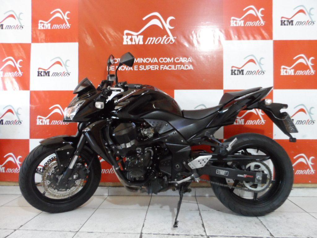 Kawasaki Z 750 Preta