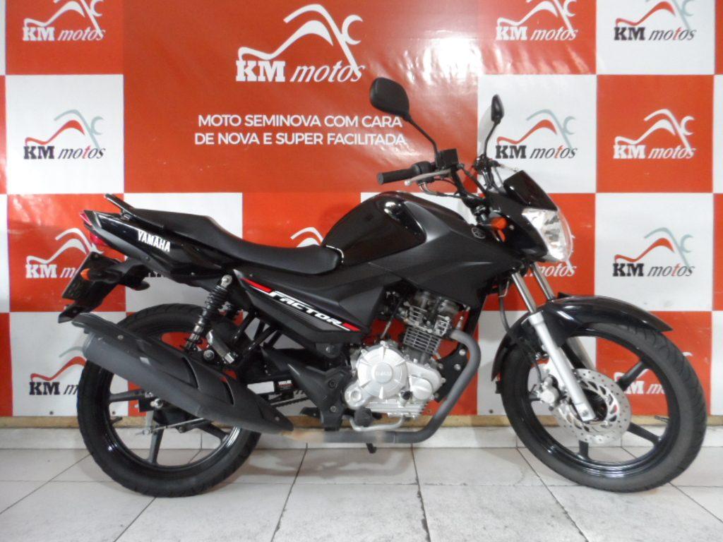 YamahaFactor 125i 2018
