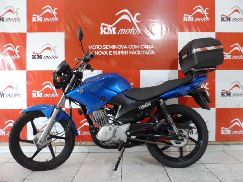 YamahaFactor 125 k2014