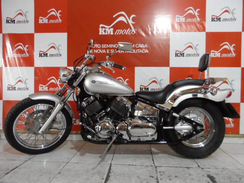 Yamaha XVS 650 Dragstar2005