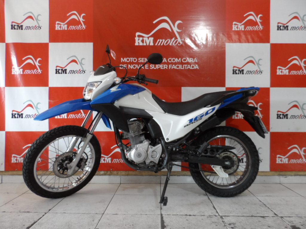 HondaNxr 160 ESDD2017