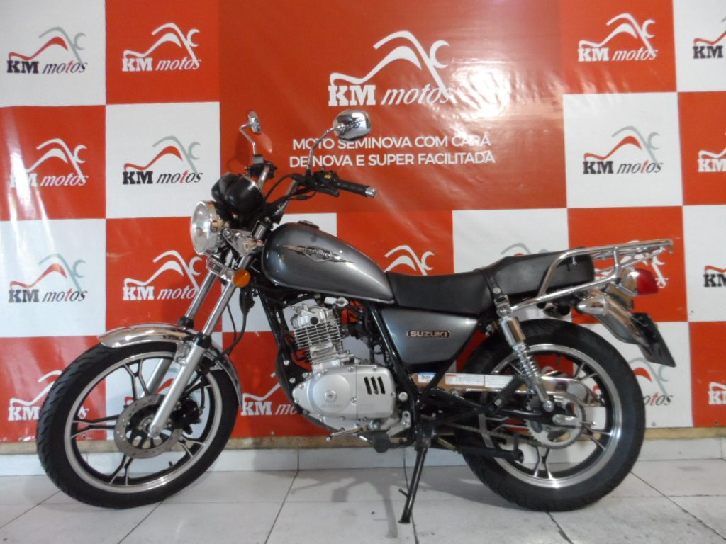 SuzukiIntruder 1252016