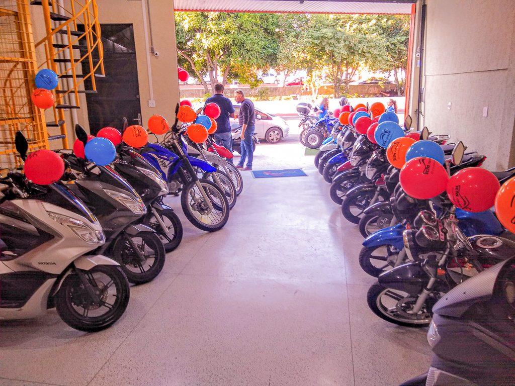 Loja de Motos Semi Novas em São Paulo