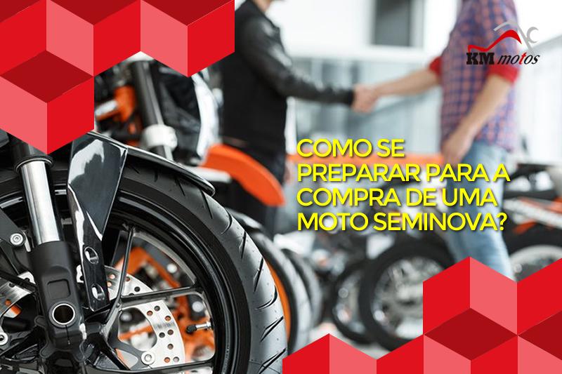 Como se preparar para a compra de uma moto seminova?
