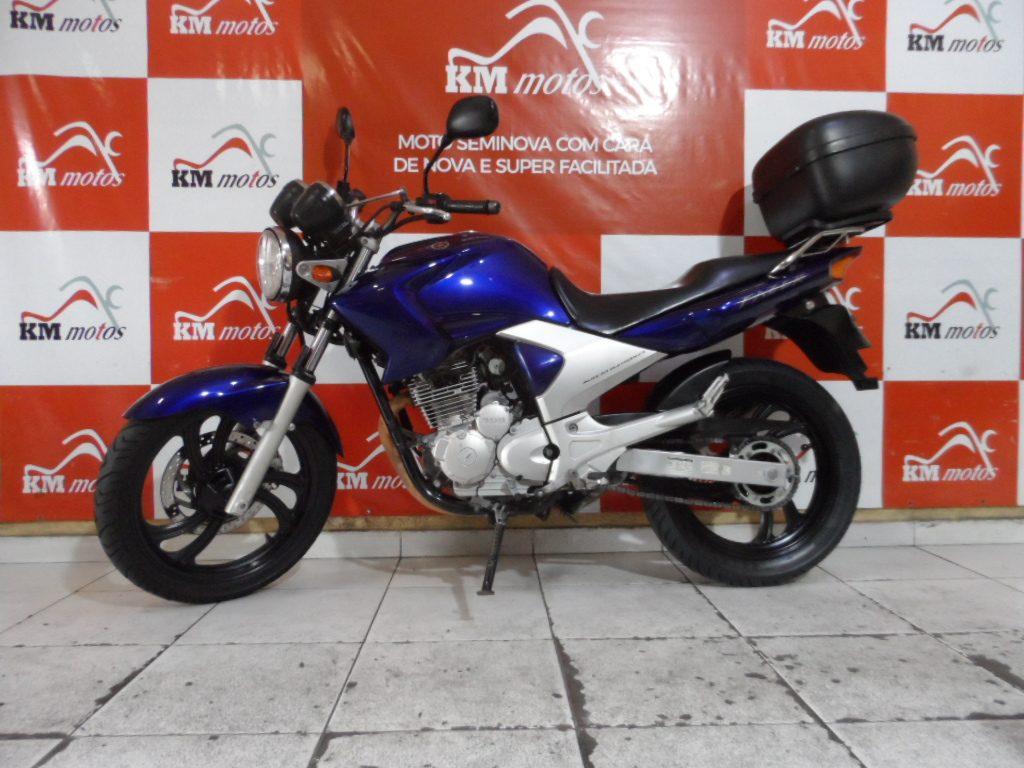 Yamaha Fazer ys 2502008
