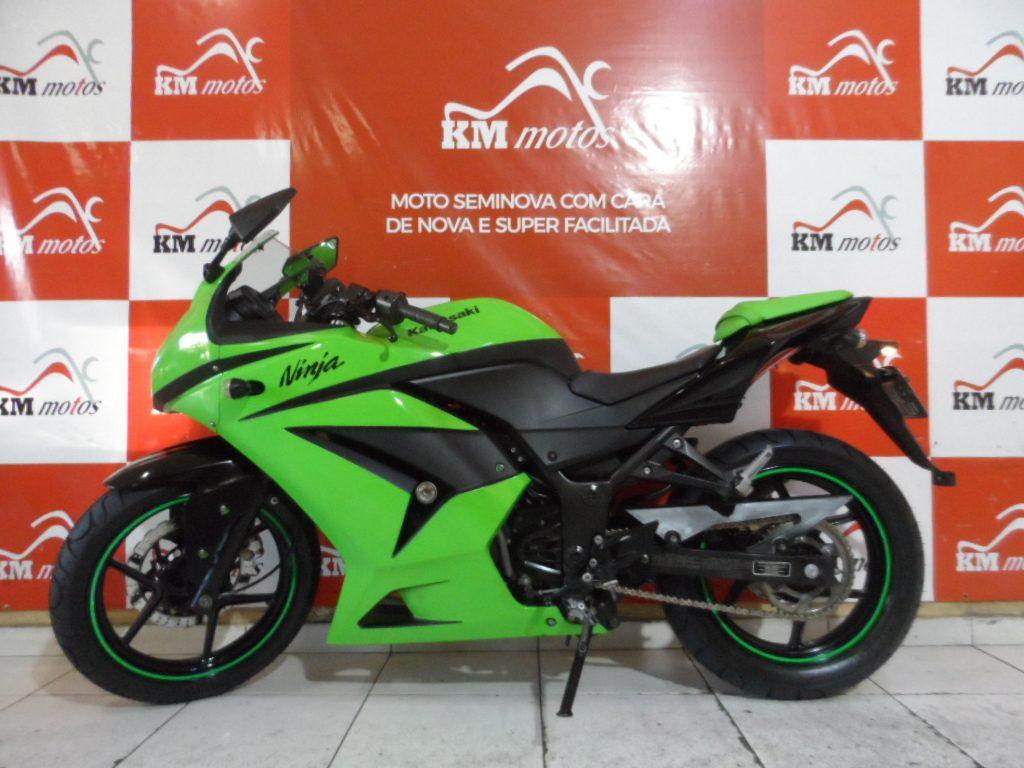 Kawasaki Ninja 250 R Verde 2010