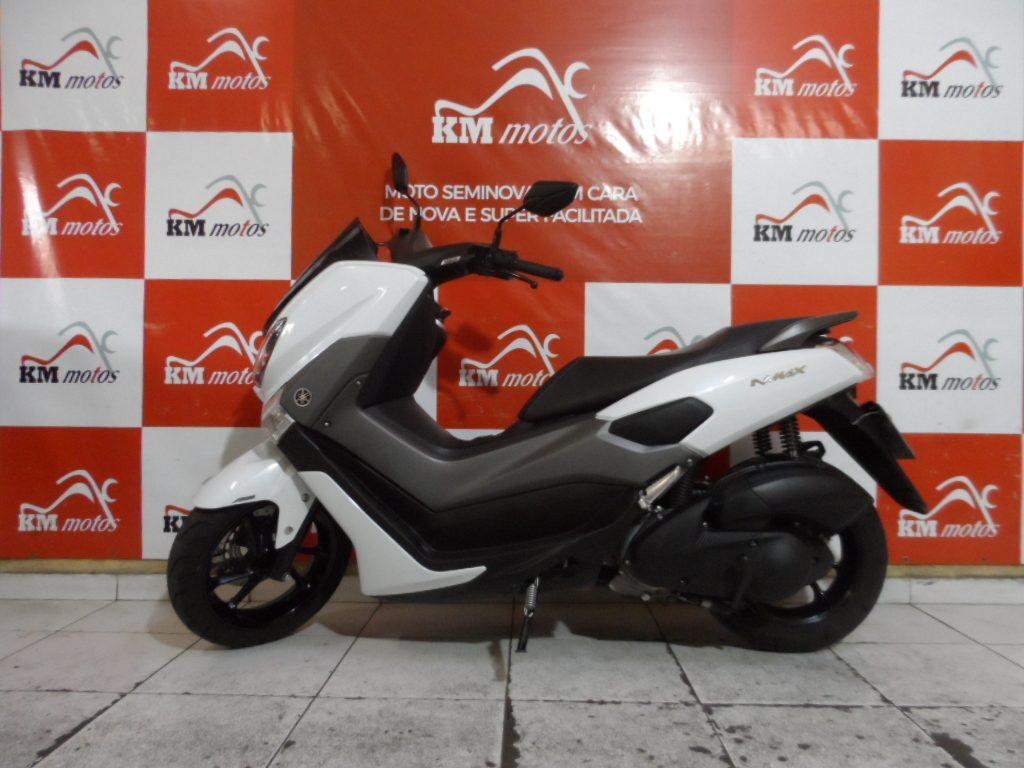 Yamaha Nmax 1602019