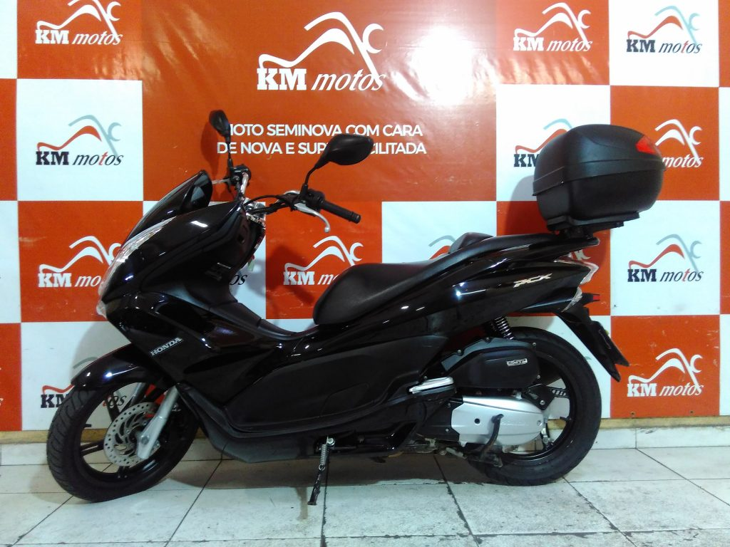 Honda PCX 150 Preta 2015