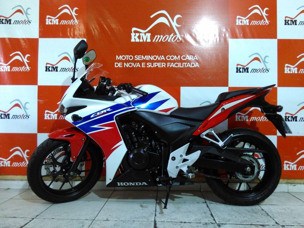 Hondacbr 500 R2016