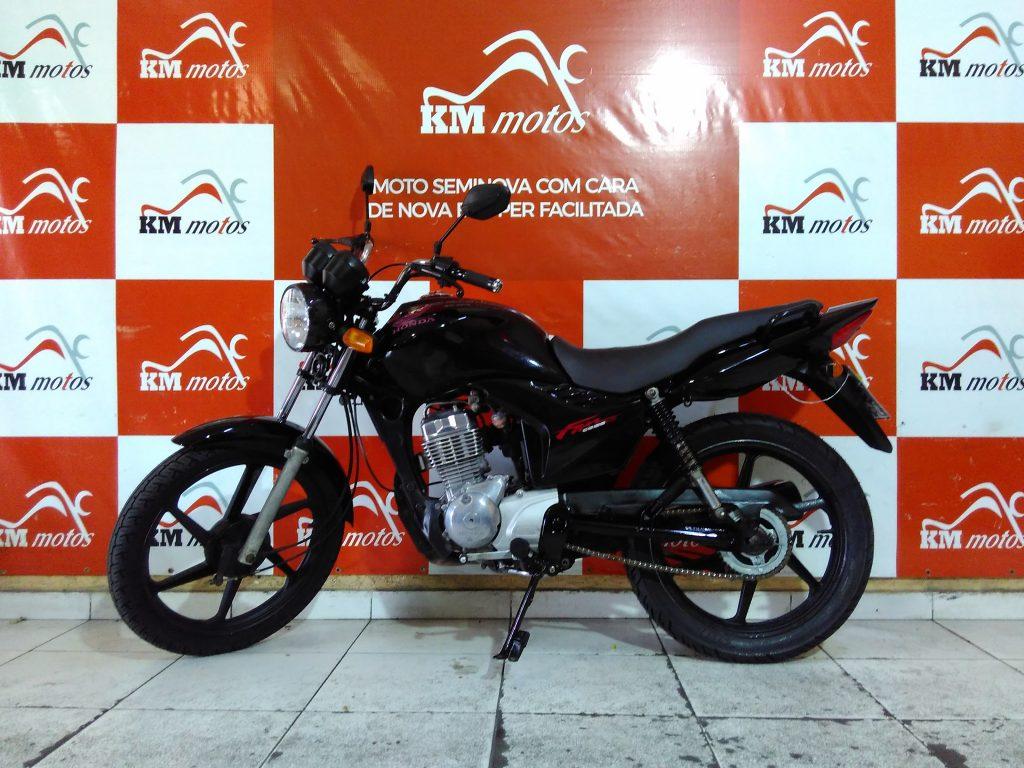 HondaFan 125 ks 2012