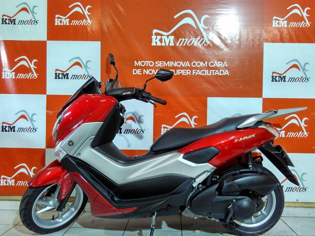 Yamaha Nmax 1602017