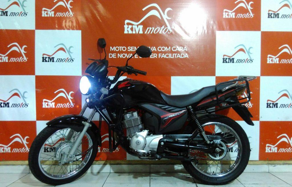 HondaCg 150 Fan ESI2013