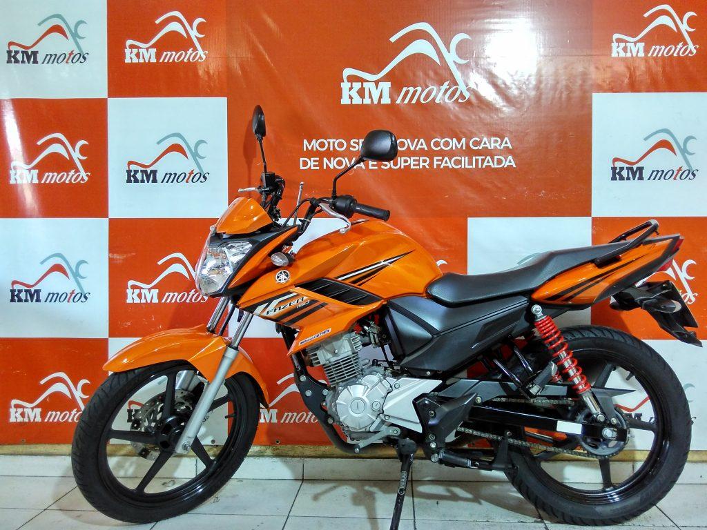 Yamaha Fazer ys 150 sed 2014