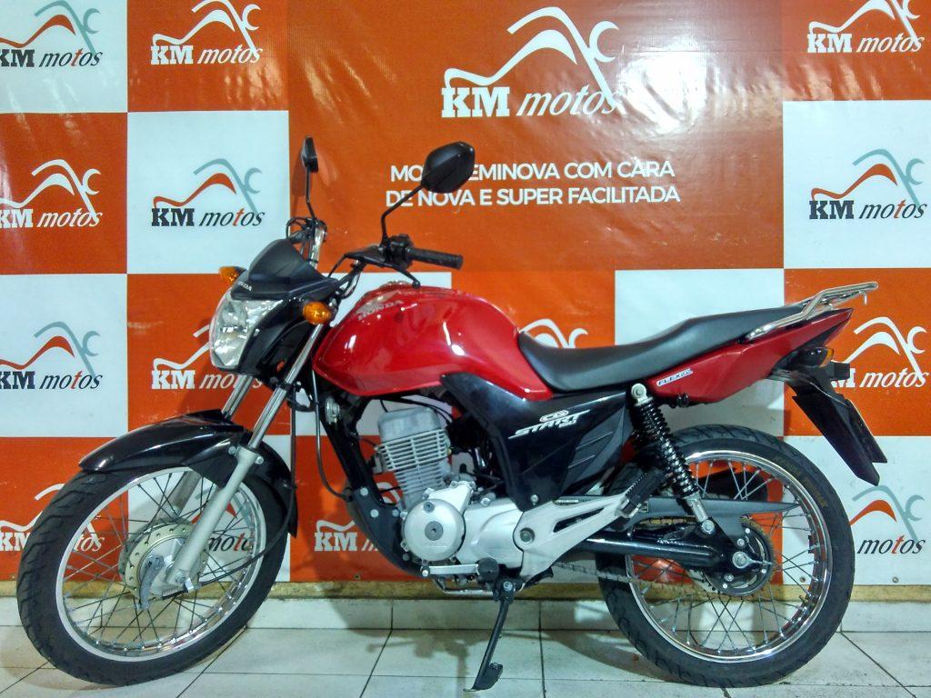 Honda CG 150 START2016