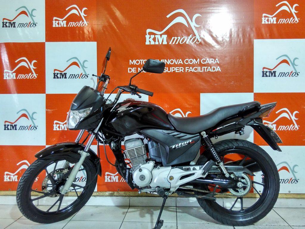 HondaTitan 150 ex 2011