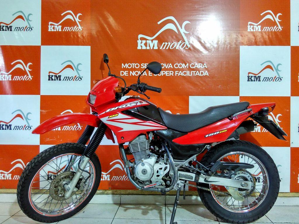 HondaNXR 150 BROS ESD2008