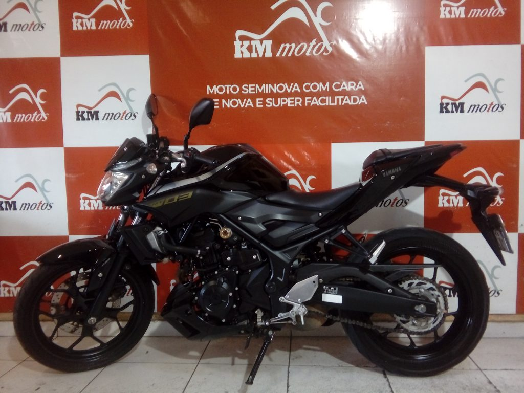 Yamaha MT 032019