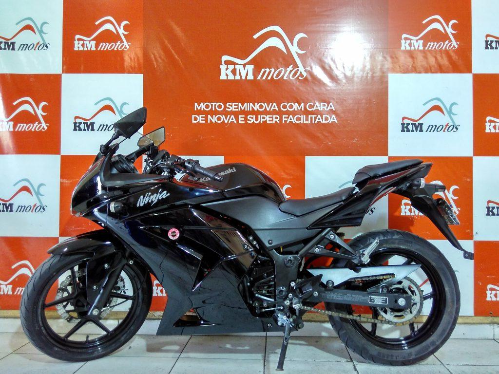 Kawasaki Ninja 250R Preta 2011