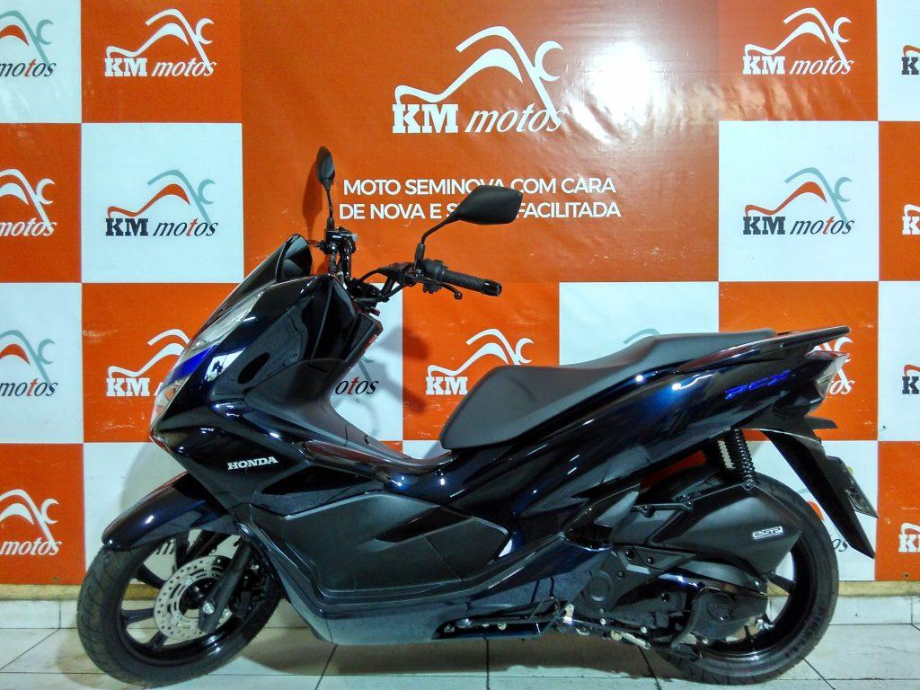 Honda Pcx 150 Azul 2019
