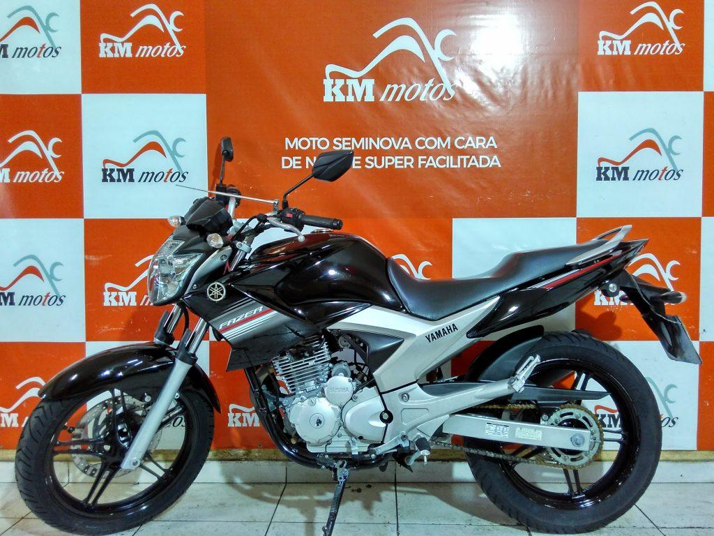Yamaha Fazer ys 250 Preta 2015