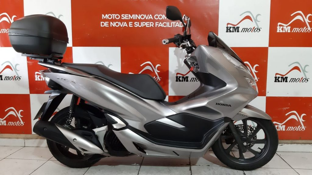 Honda Pcx 150 2019 Prata