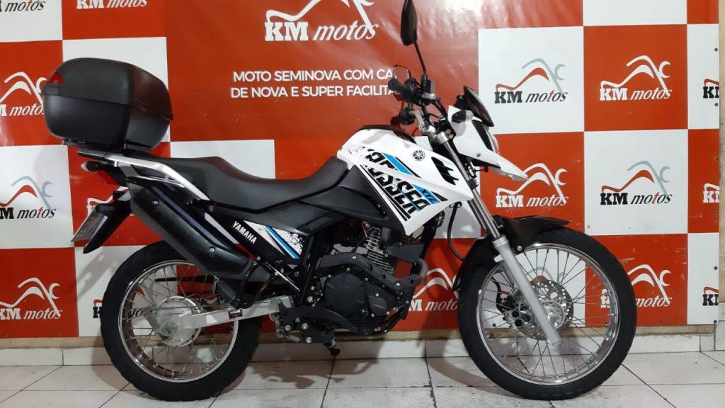 YamahaXtz 150 Crosser S 2018