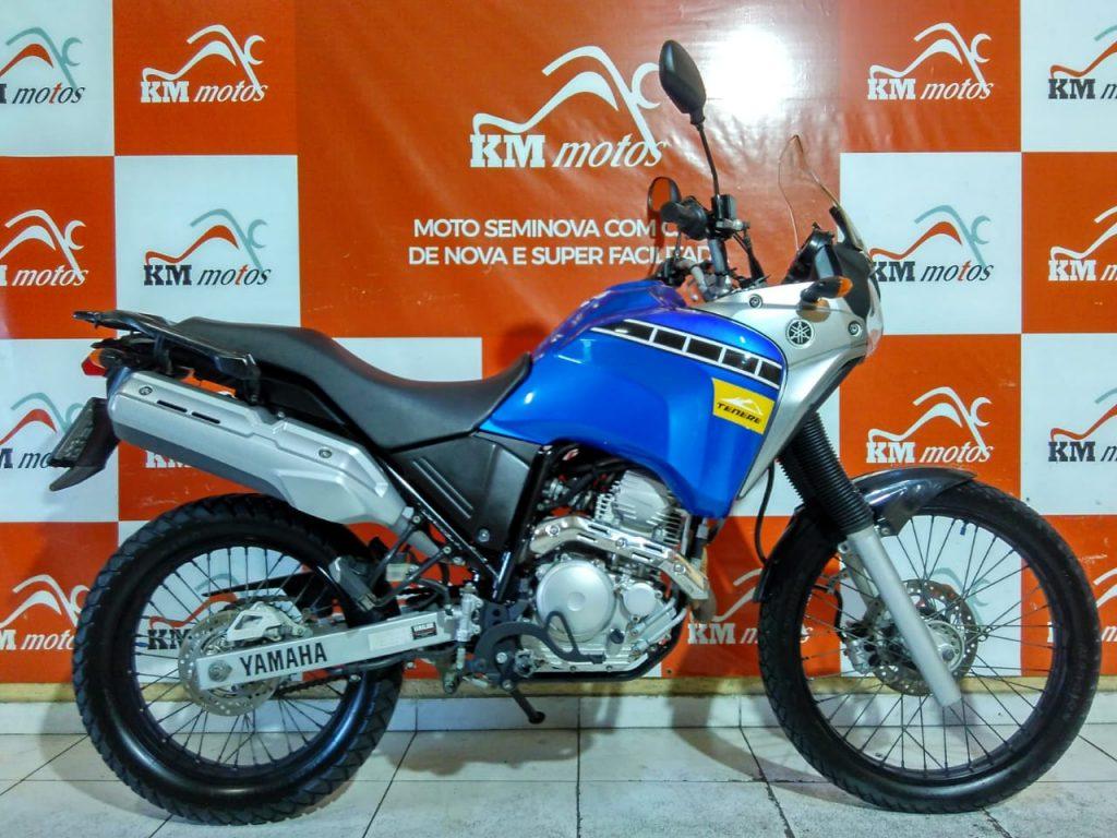 YamahaXtz 250 tenere2012