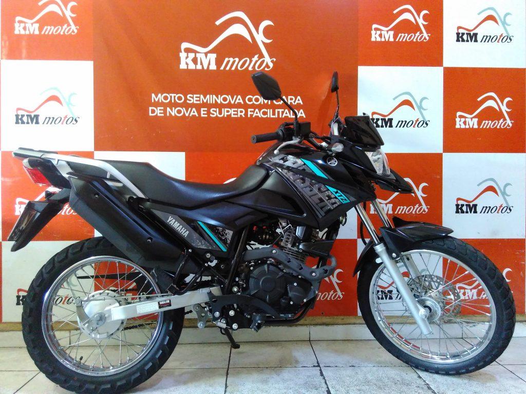 Yamaha XTZ 150 crosser S2018