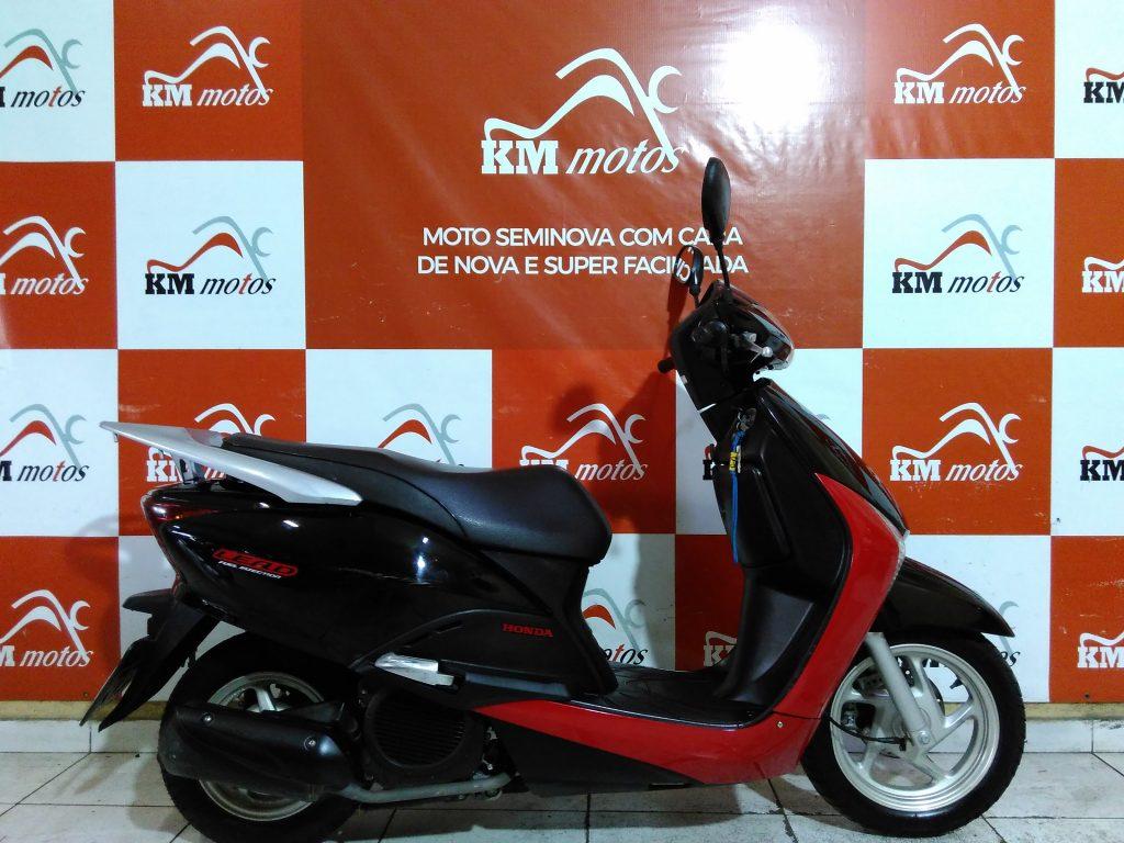HondaLead 110 2010