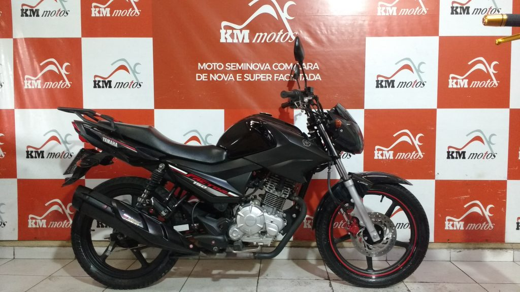Yamaha Factor 150 ed Preta 2018