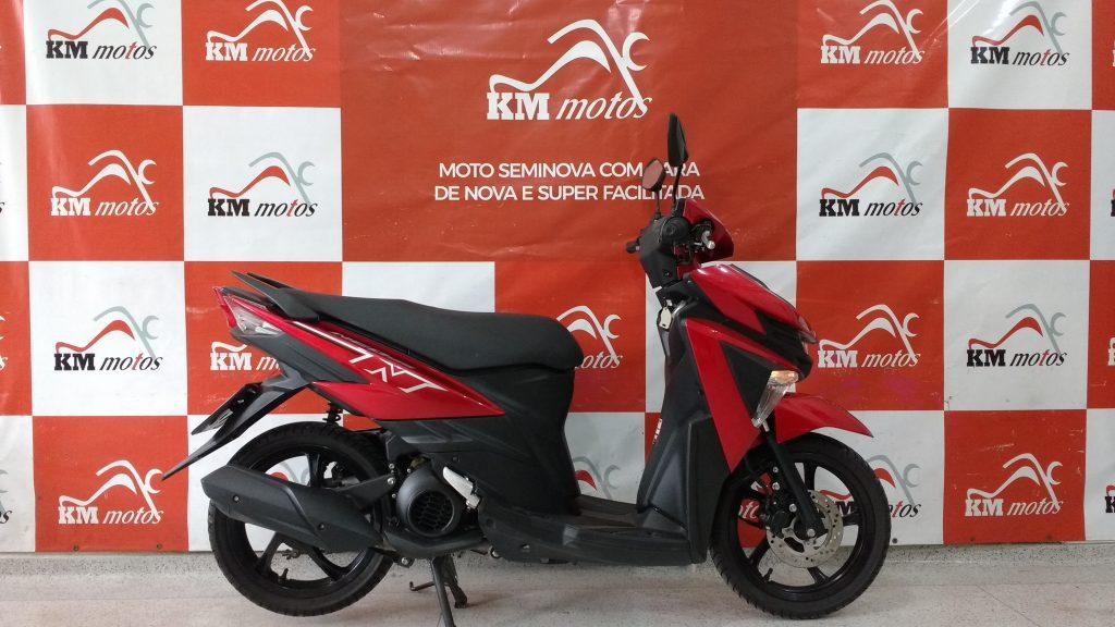 Yamaha Neo 1252019