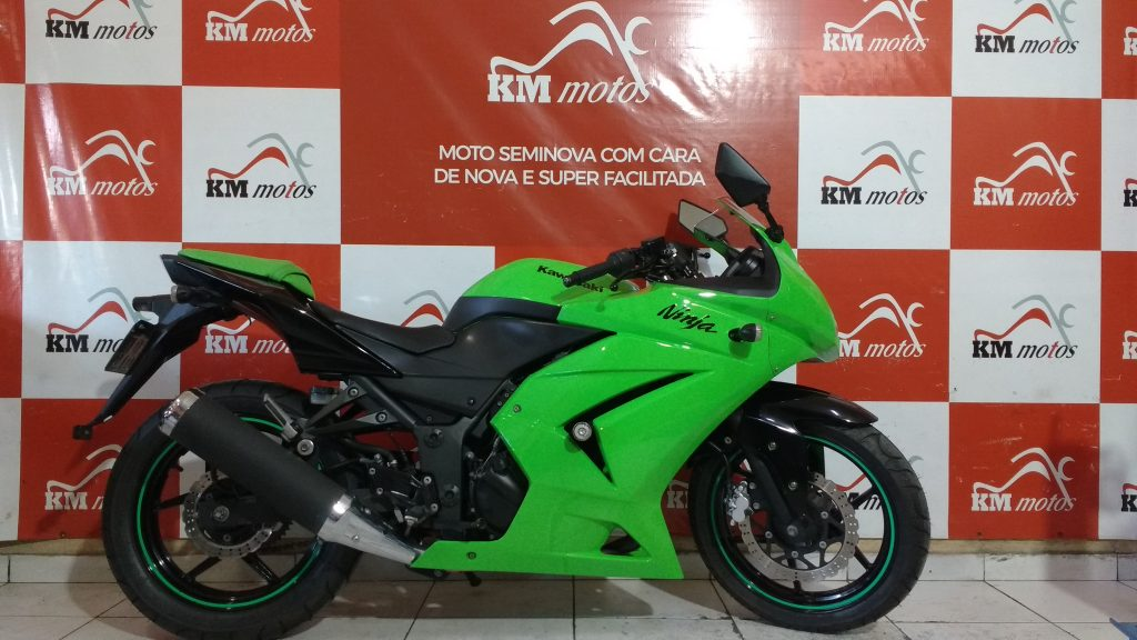 Kawasaki Ninja 250 Verde 2010