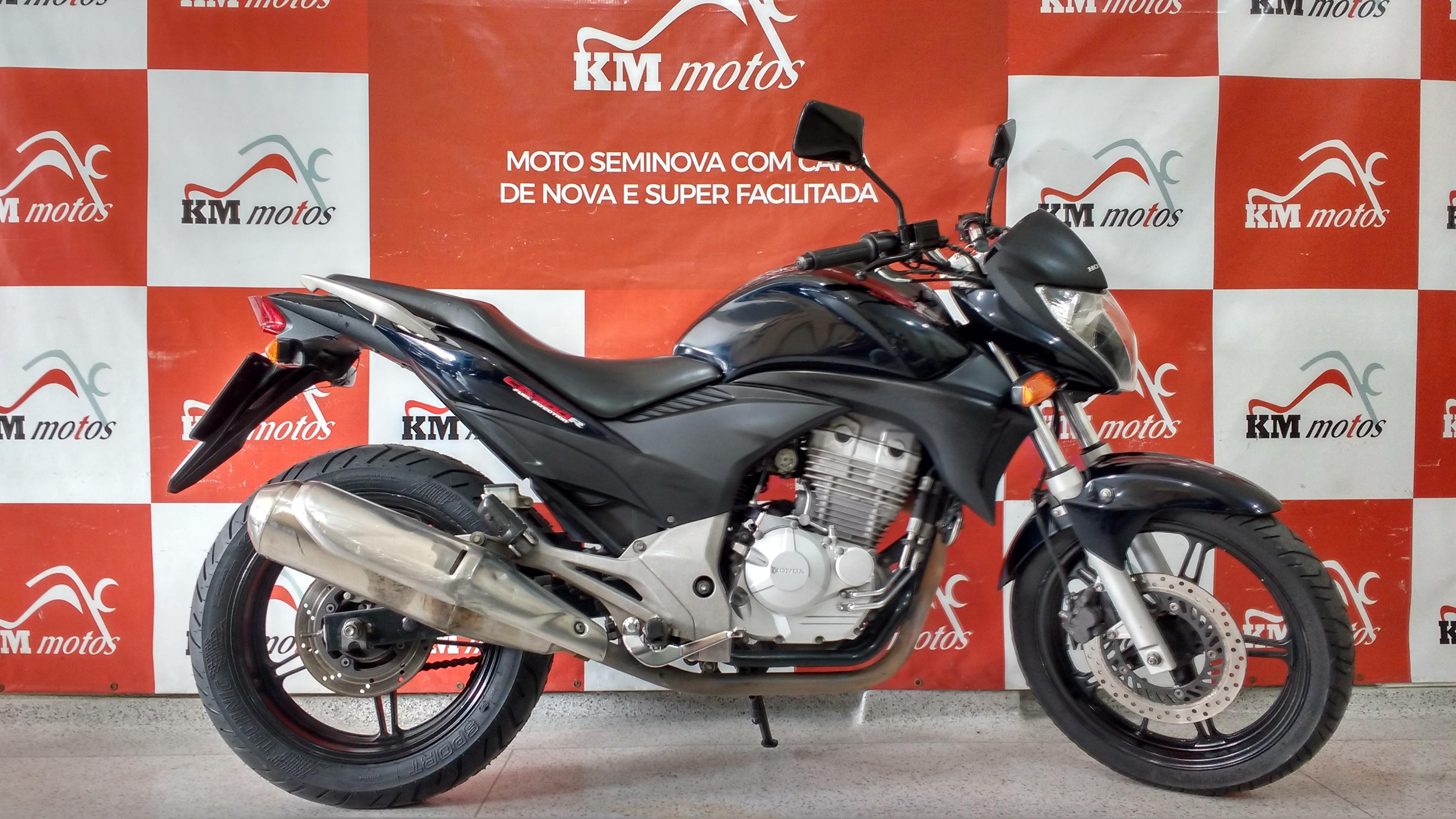 Honda CB 300 R 2012 Azul