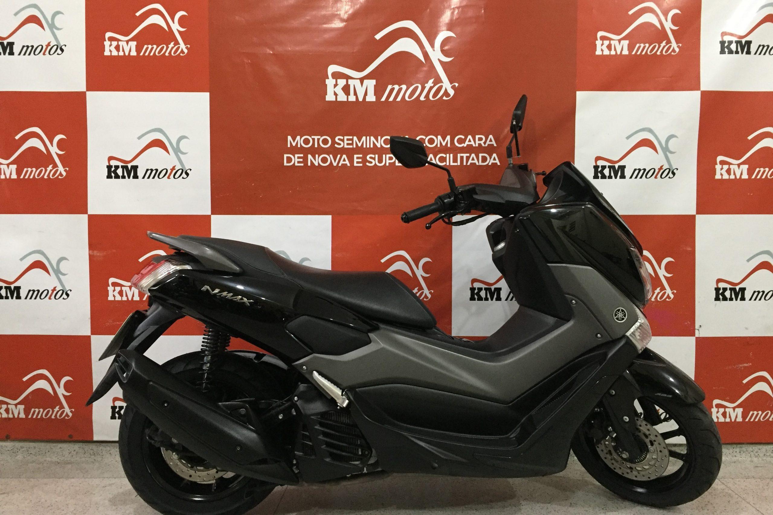 Yamaha Nmax 160 Preta 2019