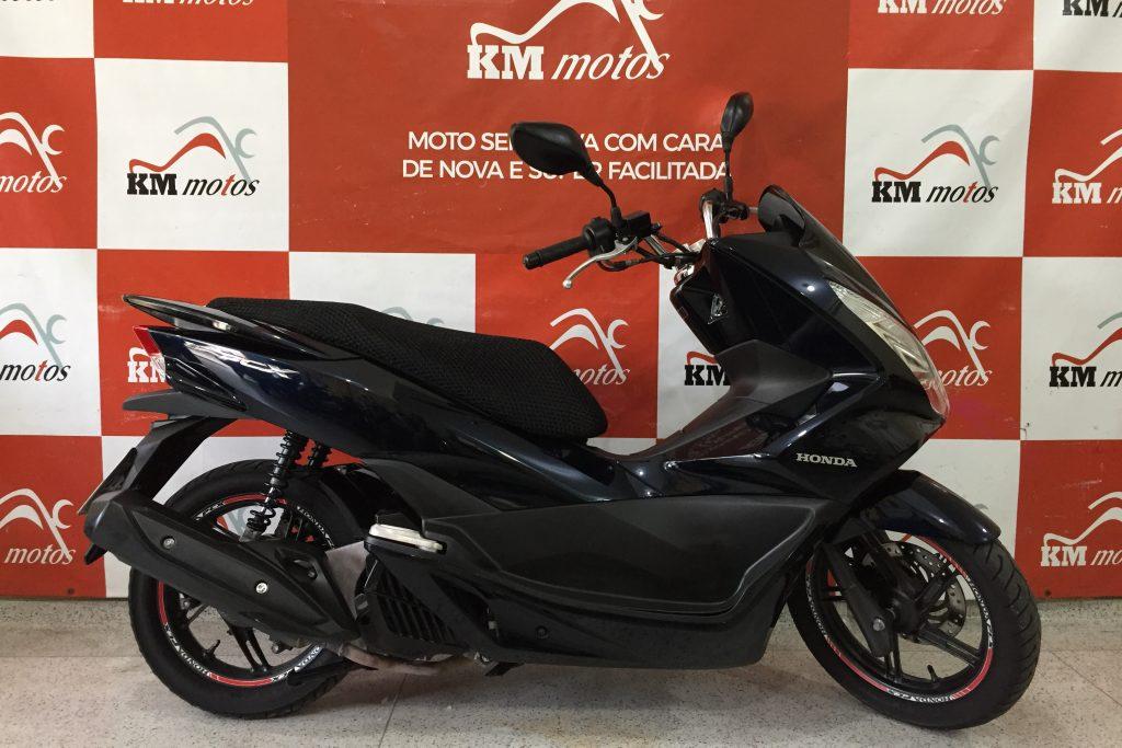 Honda PCX 150 Azul 2018