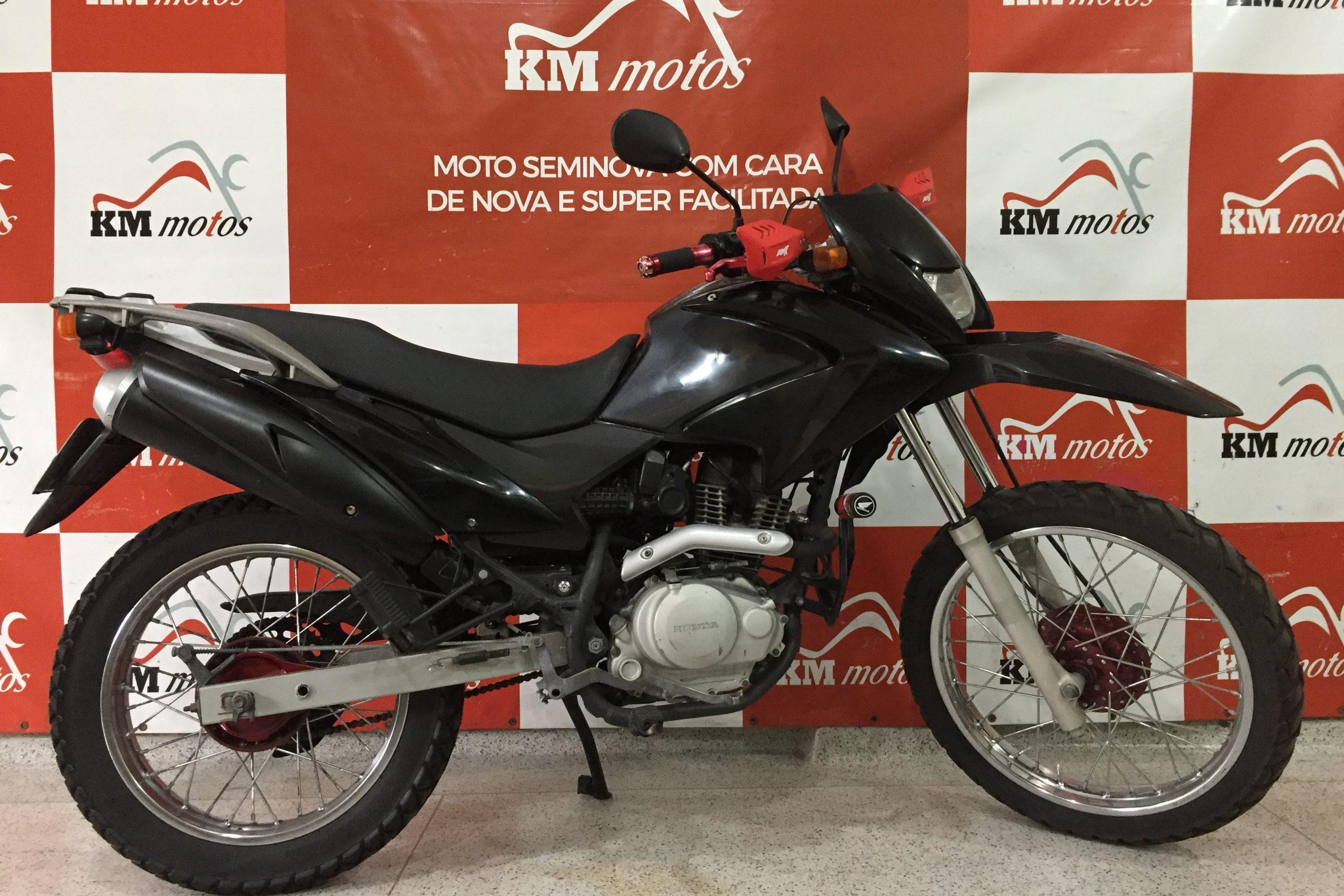 Honda Nxr 150 Bros Es Preta 2012