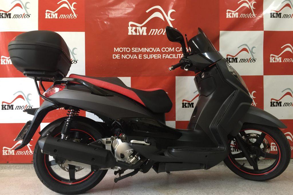 Dafra Citycom 300 i Preta 2014