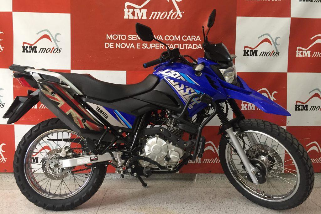 Yamaha xtz 150 Crosser ed2019