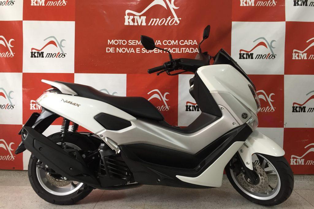 Yamaha Nmax 160 2017
