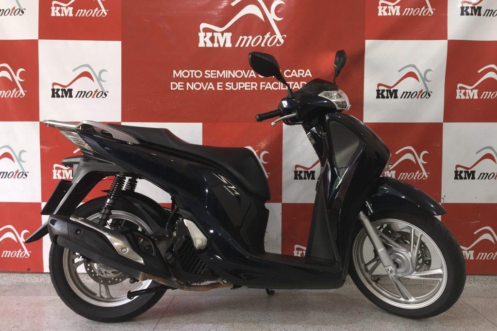 HondaSh 150 2018